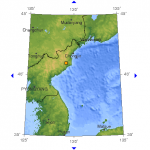 USGS Reports Mag 4.2 Quake in North Korea