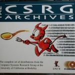 BSD UNIX history heaven