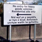 Lost in (Welsh) Translation