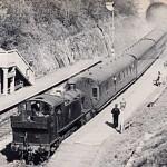 A Memory of Childhood – Cefn Onn Railway Halt