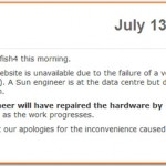 Hell hath no fury like someone bitten by an incompetent service engineer