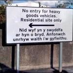 Lost in (Welsh) Translation